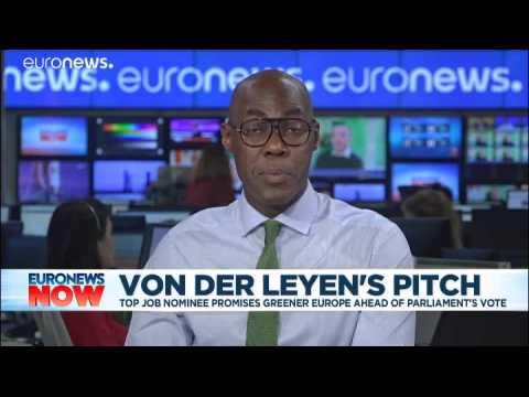 Watch: Will MEPs back Ursula von der Leyen as next European Commission president?