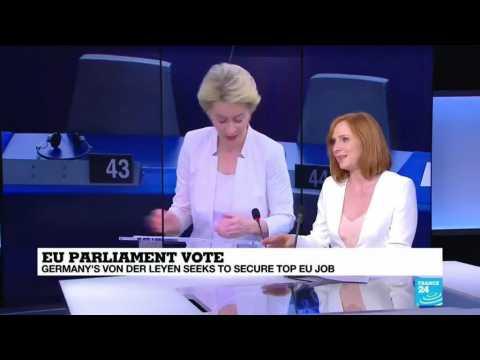 "EU Commission hopeful Von der Leyen vows to propose ""Green Deal"" for Europe"