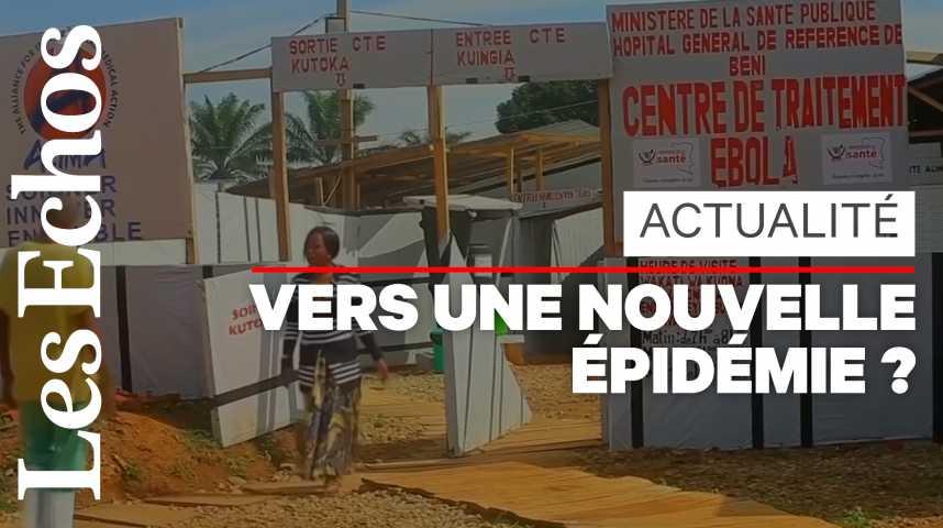 Illustration pour la vidéo Ebola en RDC : la communauté internationale en état d'alerte