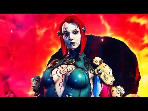 """SPACELORDS """"Sööma"""" Gameplay Trailer (2019) PS4 / Xbox One / PC"""