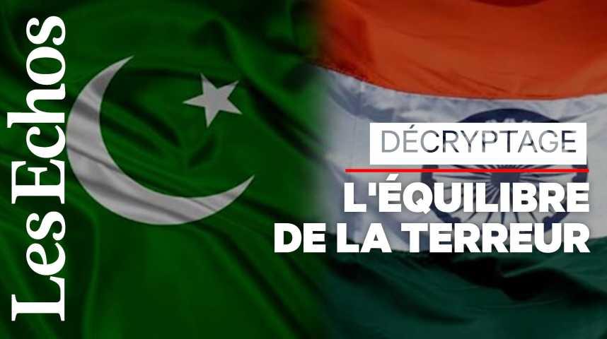 Illustration pour la vidéo Inde / Pakistan, ou le spectre d'une escalade nucléaire