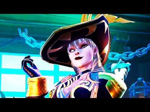 "DAUNTLESS ""Fortune & Glory Update"" Gameplay Trailer (2019) PS4 / Xbox one / PC"