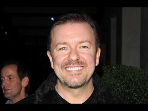 Ricky Gervais doesn't fear death