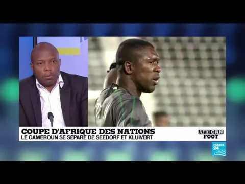 CAN-2018 : Au Cameroun, Clarence Seedorf et Patrick Kluivert limogés
