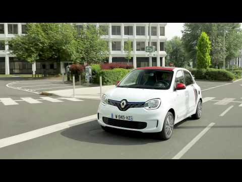 2019 New Renault TWINGO Limited edition LE COQ SPORTIF Driving Video