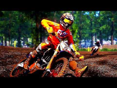 MXGP 2019 Gameplay Trailer (2019) PS4 / Xbox One / PC