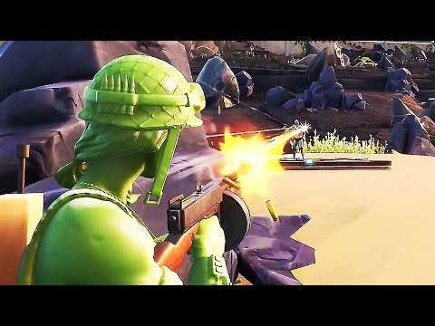 "FORTNITE ""Beach Assault"" Gameplay Trailer (2019) PS4 / Xbox One / PC"