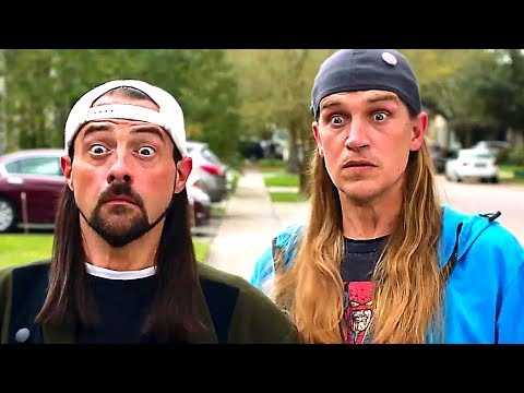 JAY AND SILENT BOB REBOOT Trailer (2019) Kevin Smith, Alexandra Daddario