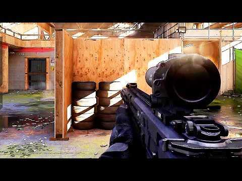 "CALL OF DUTY MODERN WARFARE ""Gunfight Mode"" Gameplay Demo (2019) PS4 / Xbox One / PC"