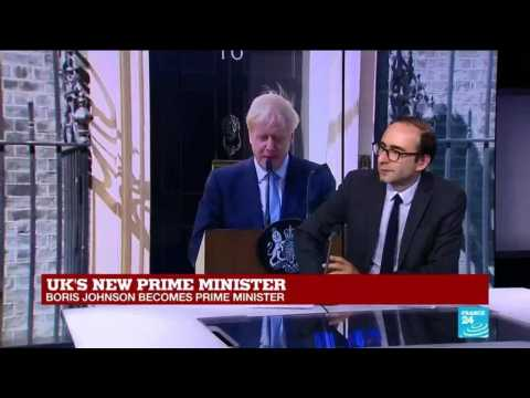 Boris Johnson 'found his zing' as he rises to the role of PM