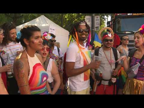 LGBT+ Brazilians fearing Bolsonaro flee to Portugal