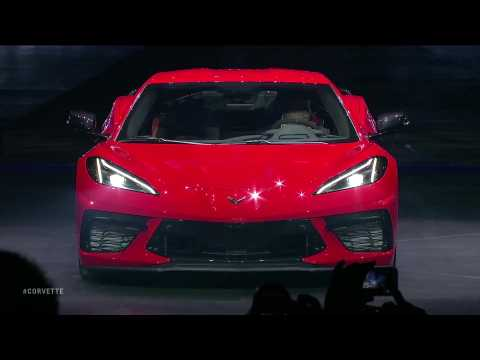 2020 Corvette Stingray Reveal