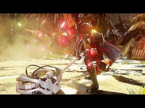 "CODE VEIN ""Great Hammer"" Gameplay Trailer PS4 / Xbox One / PC"
