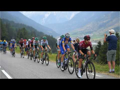 Tour de France Shut Down Due To Extreme Weather