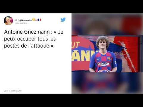 FC Barcelone : La licence d'Antoine Griezmann suspendue par la Liga à la demande de l'Atlético de Madrid??