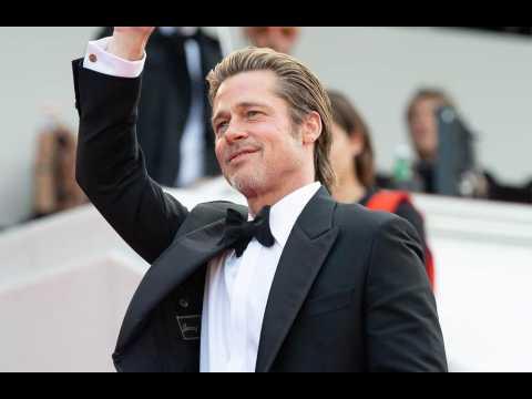 Brad Pitt might 'organically' retire from acting