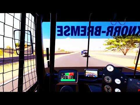 FIA EUROPEAN TRUCK RACING CHAMPIONSHIP Gameplay Demo (2019) PS4 / Xbox One / PC