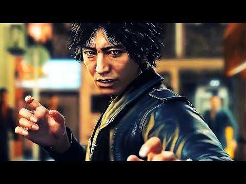 JUDGMENT Gameplay Trailer (2019) PS4