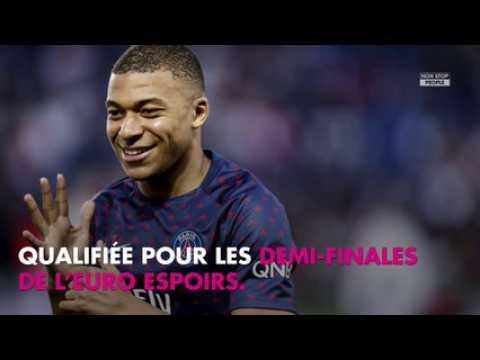 Jeux Olympiques 2020 : Kylian Mbappé fait acte de candidature