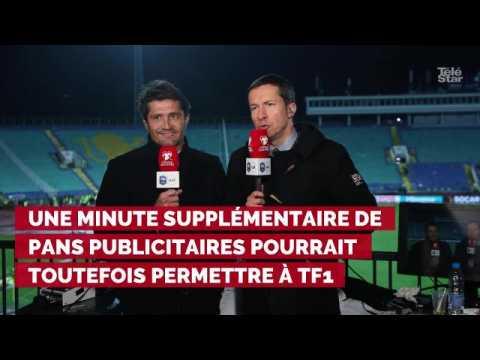 France/Etats-Unis : TF1 va pouvoir diffuser plus de pubs penda...