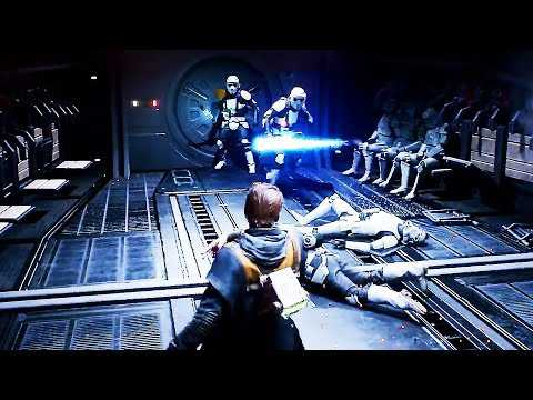 STAR WARS JEDI FALLEN ORDER New Gameplay Demo (2019) PS4 / Xbox One / PC