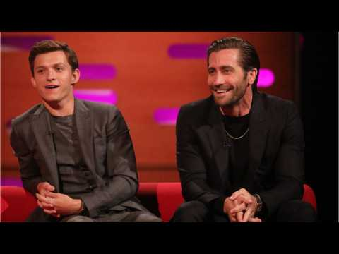 Tom Holland Couldn't Walk After Workout With Jake Gyllenhaal