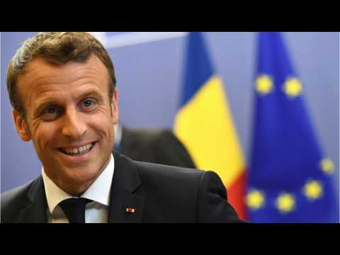 Macron Urges World Powers To Restore Trust And Defuse Dangerous Tensions