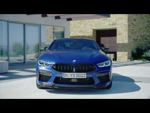 2020 BMW M8 Competition Coupe and Convertible Exterior Design