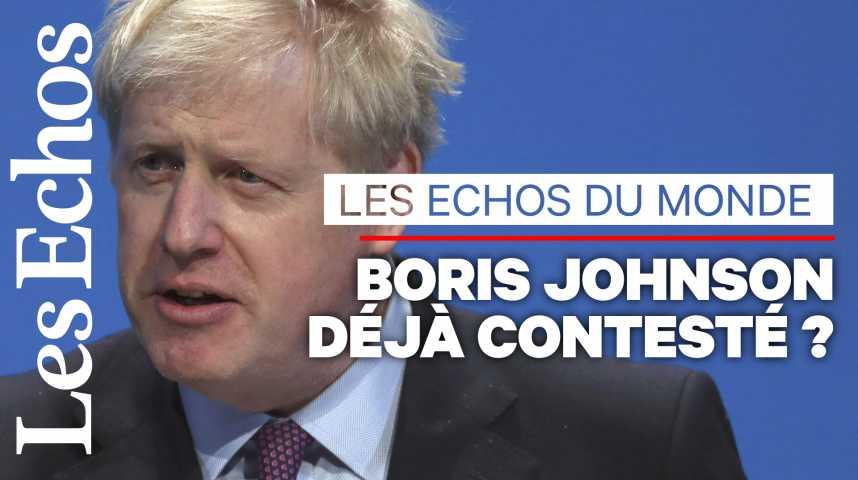 Illustration pour la vidéo Boris Johnson ou Jeremy Hunt : « jusqu'à la dernière minute, rien n'est joué »