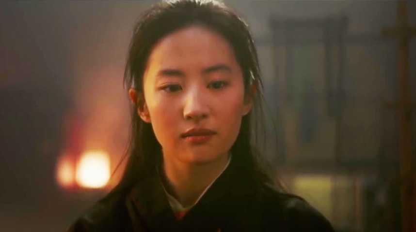 Mulan - Teaser 5 - VO - (2020)