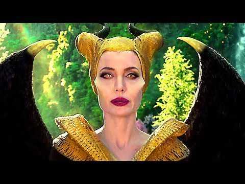MALEFICENT 2 Trailer # 2 (Angélina Jolie 2019) MISTRESS OF EVIL