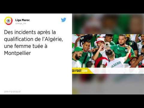 74 interpellations lors des incidents en marge de la victoire de l'équipe de foot d'Algérie