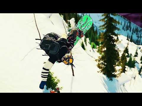 "STEEP ""Streamer Pack"" Gameplay Trailer (2019) PS4 / Xbox One / PC"