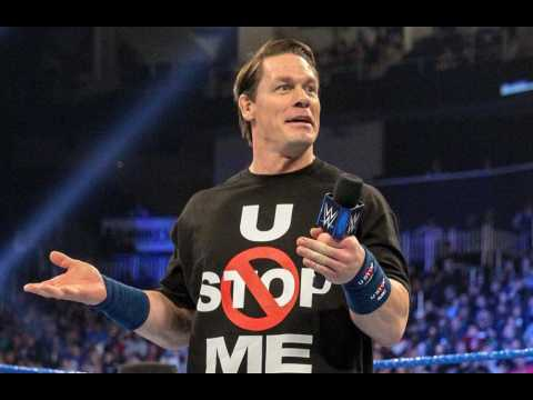 John Cena isn't done with WWE just yet