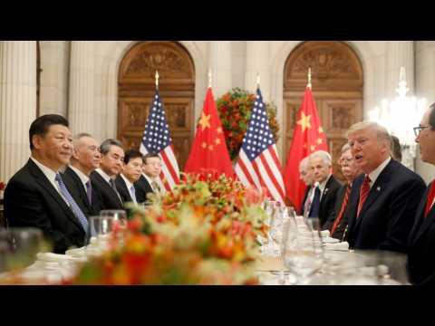 Stocks Wait For Trump, Xi Meeting