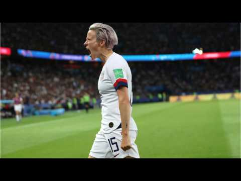 Sports Star Megan Rapinoe's Twitter Account Hacked By Trump Supporter