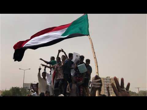 Massive Protest In Sudan Demands Military Hand Over Power To Civilian Rule
