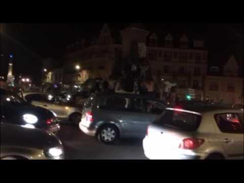 La victoire de l'Algérie à la CAN à Saint-Quentin