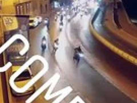 Marseille : défilé de scooters sur la Corniche après la victoire de l'Algérie à la CAN 2019