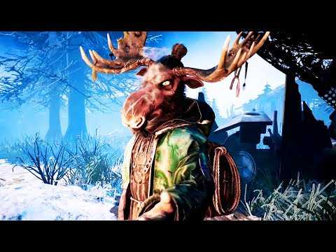 """MUTANT YEAR ZERO SEED OF EVIL """"Big Khan"""" Gameplay trailer (2019) PS4 / Xbox One / PC"""