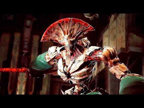"REMNANT FROM THE ASHES ""Anointed Swordsman"" Gameplay Trailer (2019) PS4 / Xbox One / PC"