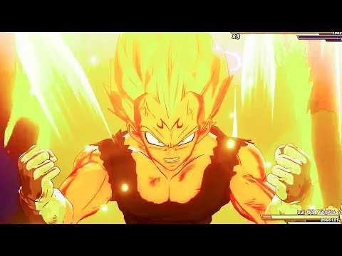 "DRAGON BALL Z KAKAROT ""Vegeta Gameplay"" Trailer (2019) Xbox One, PS4, PC"