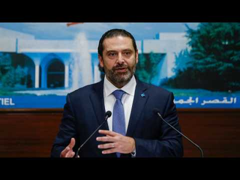 Lebanese prime minister Hariri resigns 'in response to protesters' demands'