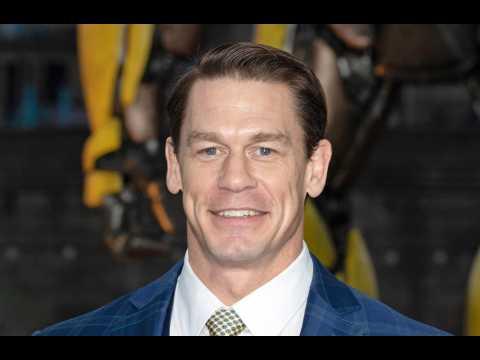 John Cena donates $500k to first responders tackling Californian wildfires