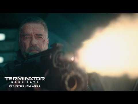 Terminator: Dark Fate (2019) - Fight and Flight Clip - Paramount Pictures