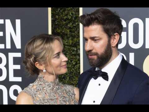 John Krasinski is a 'huge fan' of wife Emily Blunt