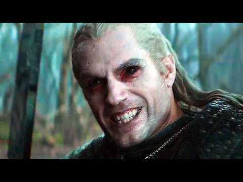 THE WITCHER Official Trailer (2019) Netflix TV Series HD