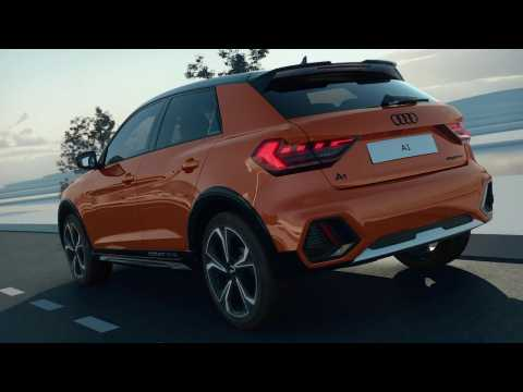 Audi A1 citycarver driver assistance systems and Amazon Alexa