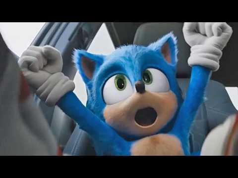 Sonic le film - Bande annonce 1 - VO - (2020)