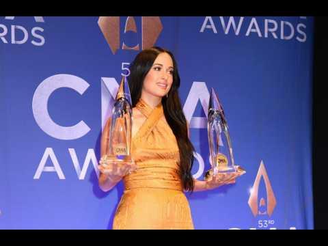 Kacey Musgraves and Luke Combs win big at Country Music Awards 2019